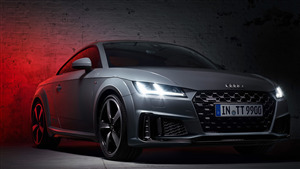 2019 Audi TT 45 TFSI quattro S line Quantum Gray Edition 4K Car Wallpaper