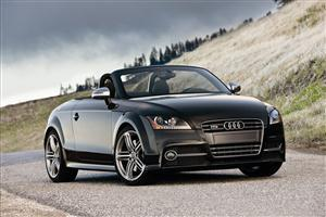 Audi TT Roadster 2012 Car Photo
