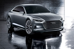 Luxury Audi Car Image