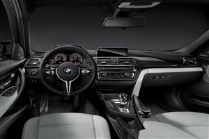 2015 BMW M3 Cars Interior Nice Wallpaper Download