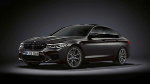 8K Wallpaper of 2019 BMW M5 Competition Edition 35 Jahre Car