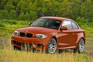 BMW 1 Series M Coupe Car