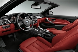 BMW 4 Series Convertible Interior Cars Dashboard Wallpapers