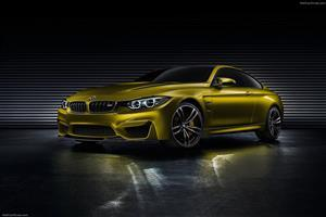 BMW M4 Coupe Concept Car 2013 Wallpapers