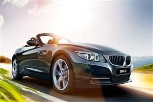 BMW Z4 Two Seater Convertible Car HD Wallpaper
