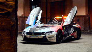 BMW i8 Roadster Car 5K Wallpaper