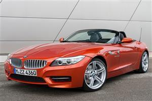 New 2 Seater Convertible BMW Z4 Roadster 2014 Car