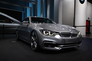 New BMW 4 Series Car Photo