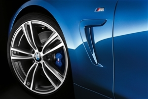 Nice Latest BMW 4 Series Convertible Car Front Wheel Wallpapers