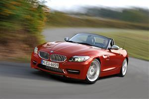 Nice New BMW Z4 Car Wallpaper