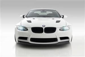 White BMW GTS3 Cars Wallpapers
