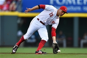 Baseball Player Joey Votto Wallpaper