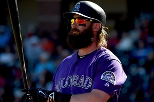 Charlie Blackmon Baseball Player Wallpaper