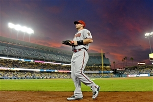 527 Download 317 Views Paul Goldschmidt In Baseball Ground Photo