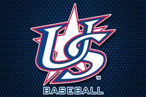 Baseball Logo of USA
