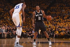American Basketball Player Kawhi Leonard HD Photo