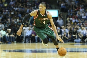 Giannis Antetokounmpo Basketball Player Photo