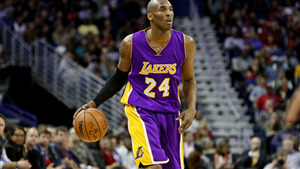 Kobe Bean Bryant Basketball Player Wallpaper