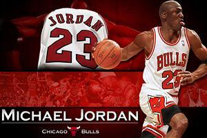 Michael Jordan Basketball Olympic Player