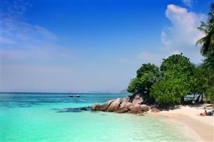 Beautiful Ko Lipe Island Beach in Thailand HD Wallpapers