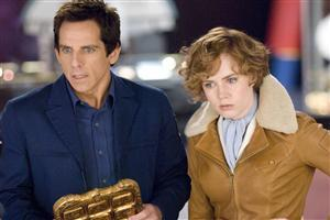 Ben Stiller with Actress