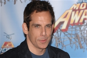 Popular American Comedian Actor Ben Stiller Smart Look HD Wallpaper