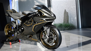 2018 New Launch MV Agusta F4 Claudio Bike