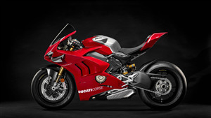 2019 Ducati Panigale V4 R Motorcycle