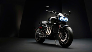 2019 Triumph Rocket 3 TFC Bike