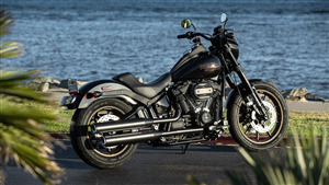 2020 Harley Davidson Low Rider S Bike