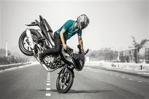 Amazing Bike Stunt Images