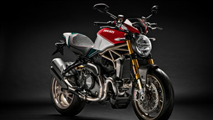 Awaited Ducati Monster 1200 Tricolore Motorcycle in 2019