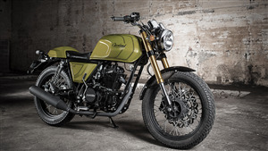 Cleveland Cyclewerks Misfit Cafe Racer Bike