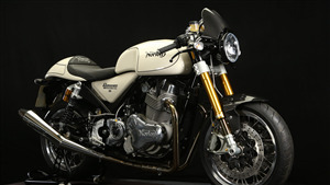 Commando 961 Cafe Racer MK II One Seating Bike