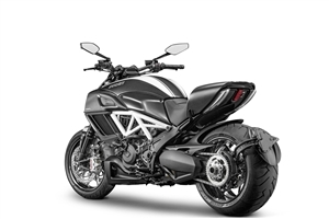 DUCATI New Black Bike HD Wallpapers