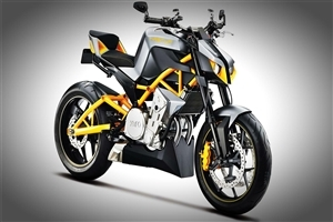 Hero Hastur Luxury Bike HD Wallpaper