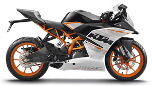 KTM RC 390 Motorcycle
