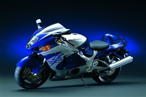 Suzuki Bike HD Wallpaper