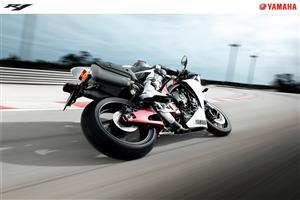 Yamaha R1 Bike