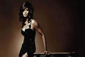 Beautiful Bollywood Actress Bipasha in Black