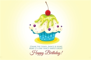 Happy Birthday Wishes Quote HD Wallpaper Background