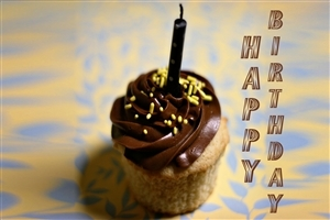 Happy Birthday Wishing Cake HD Wallpaper