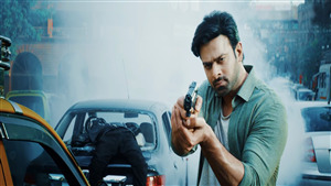 Prabhas in Saaho Movie Wallpaper