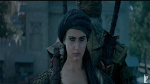 Thugs of Hindostan Film Star Fatima Sana Shaikh