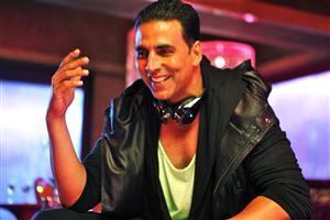 Akshay Kumar in the Boss 2013 Bollywood Movie Song