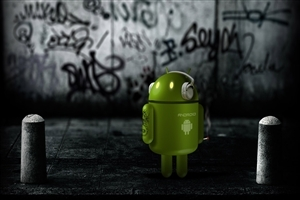 Android Logo HD Wallpaper