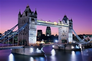 Beautiful Tower Bridge Bascule in London England HD Wallpapers