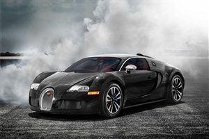 Amazing HD Wallpaper of Bugatti Car