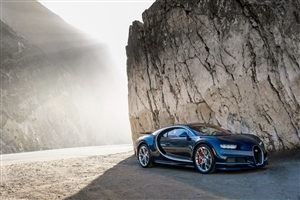 Bugatti Chiron 2018 HD Wallpaper