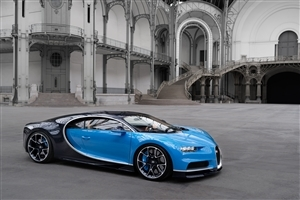 Bugatti Chiron Grand HD Wallpaper